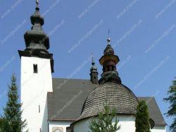 Kostol Všetkých svätých v Bijacovciach Bijacovce