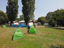 AUTOCAMP ZLATÉ PIESKY - namioty, przyczepy  Bratislava (Bratysława)
