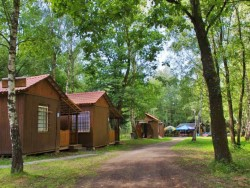 Autocamping Snina - cottage settlement, tent camp Snina
