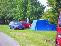 Camping HÔRKA Vinné