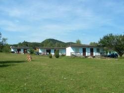 Chatová osada Okál - Zemplínska Šírava Kaluža (Ungtavas)