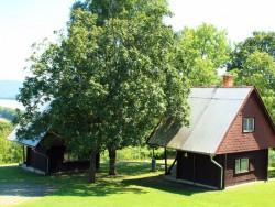 Chatová osada PANORÁMA Chľaba - Kováčov