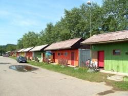 Chatová osada UNIMO Kaluža