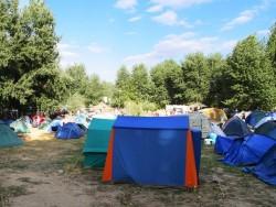 OÁZA CAMP Komoča