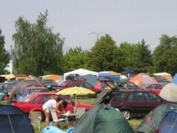 Tent camp - SCR Senec Senec