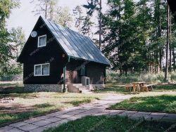 Chatová osada VILKY GREENFIELD Veľký Slavkov