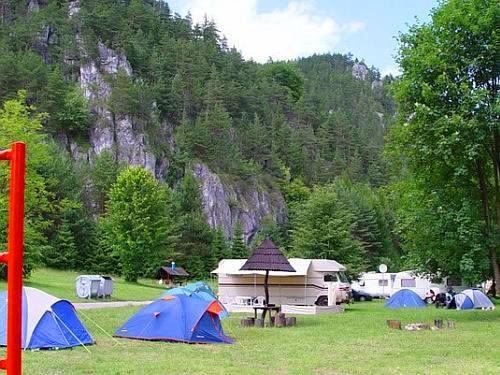 Camping SLNECNE SKALY d2bb79e53d4