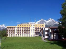 Hotel SOREA HUTNÍK I a II Tatranské Matliare