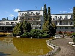 Kúpele Sliač  - Hotel Palace Sliač
