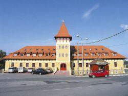 Hotel PEKLO  Komárno (Komorn)