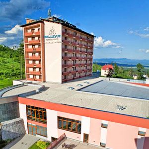 GRAND HOTEL BELLEVUE ****, Smokovec