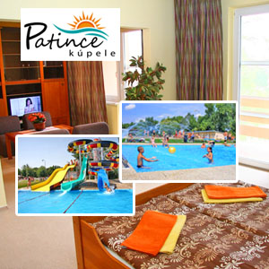 Olive Family Resort Patince ***