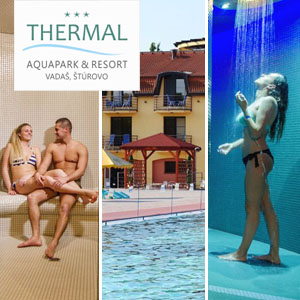 Wellness hotel Thermal*** Štúrovo (Vadaš)