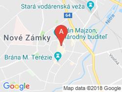 Hotel KORZO Mapa