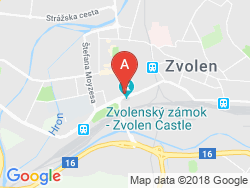 Hotel POLANA Karte