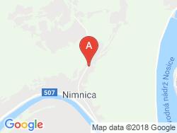 Kúpele NIMNICA Mapa