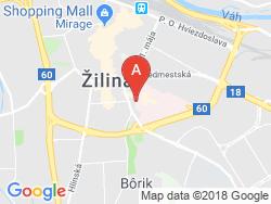 ECONO Hotel Map
