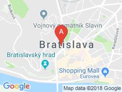 DOWNTOWN BACKPACKERS HOSTEL Mapa