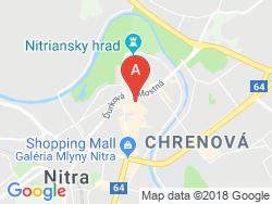 CITY HOTEL Mapa