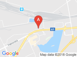 Hotel PRIM Mapa