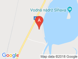 Pension & Restaurant RYBÁRSKY DVOR® Mapa