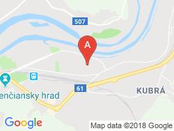 Hotel MAGNUS Mapa