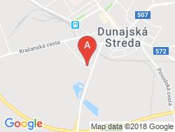Apartmán Fülleová Mapa