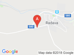 Privát RELAX Mapa