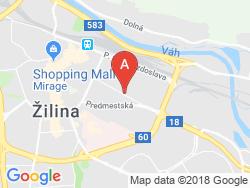 Hotel MAK Mapa