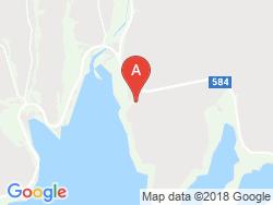 Rybárska Osada Mapa
