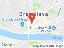 SKARITZ Hotel & Residence Mapa