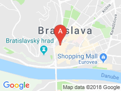 APLEND CITY Hotel Michalska Mapa