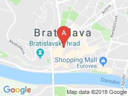 Hotel ARCADIA Mapa