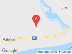 VILLA PATIO Mapa