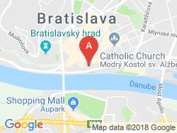 Hotel AVANCE Mapa