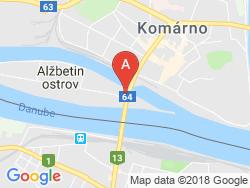 Hotel PEKLO  Map