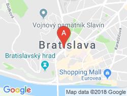 Petit Hostel Mapa