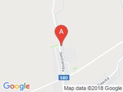 Privát Arcadia Mapa
