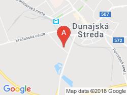 Apartmán JUVIANN Mapa