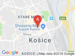 Boutique Hotel Chrysso Mapa