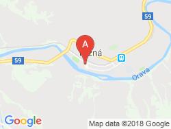 Hotel ARMAN Mapa