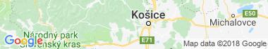 Idabukóc Térkép