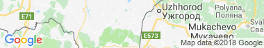 Veľké Kapušany Mapa