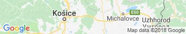 Dargov Mapa