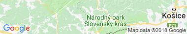 Štítnik Mapa