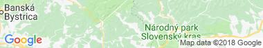 Revúcka Lehota Mapa