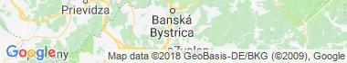 Hronsek Mapa