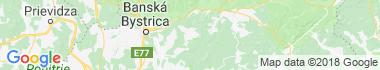 Strelníky Mapa