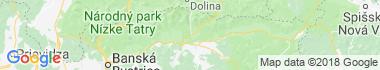 Bystrá Mapa
