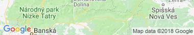 Polomka Mapa